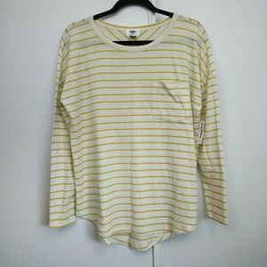 NWT | Old Navy | Striped Long Sleeve Shirt